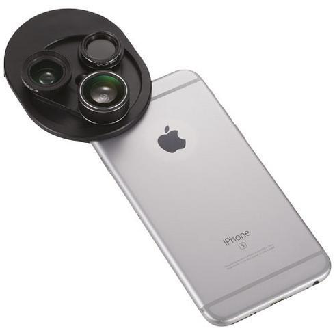Revolve 4-i-1 roterende kameralinsesæt