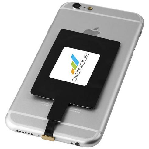 Solution trådlös laddningsmottagare för iOS-telefon