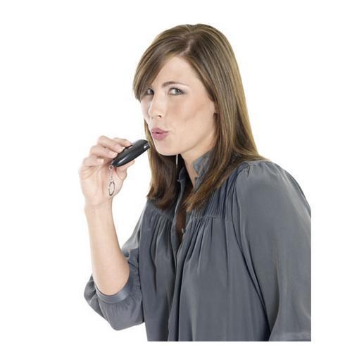 Inebreeze Atemalkoholtester-Schlüsselanhänger