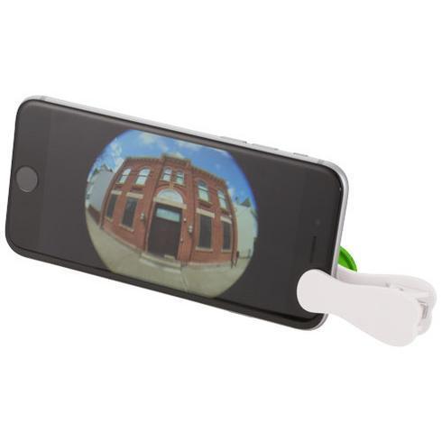 Fish-eye-objektiivi klipsillä, älypuhelimelle