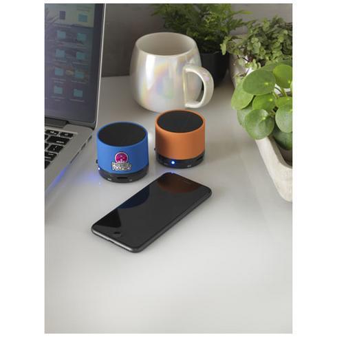 Duck Bluetooth® cylinderhøjttaler med gummifinish