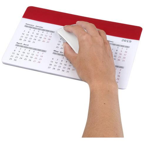 Chart musematte med kalender