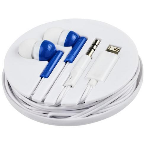 Switch earbuds with multi tips