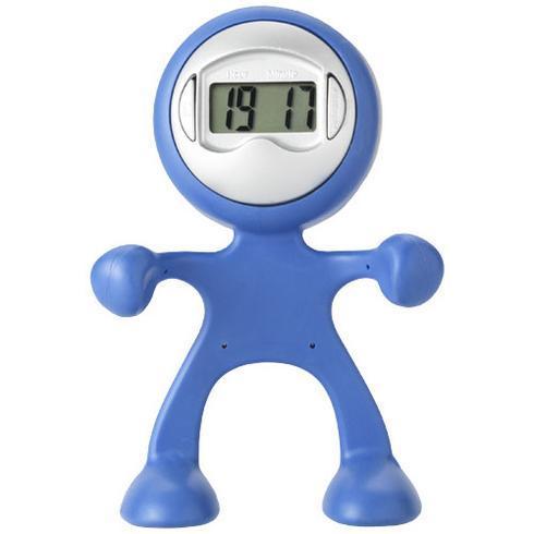 Horloge et support de téléphone Flexi