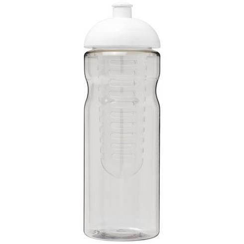 Bidon et infuseur H2O Base® 650ml avec couvercle dôme