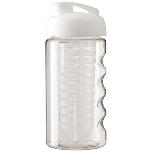 H2O Bop® 500 ml sportsflaske med fliplåg & infuser