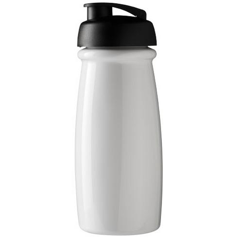 H2O Pulse® 600 ml sportsflaske med flipp-lokk