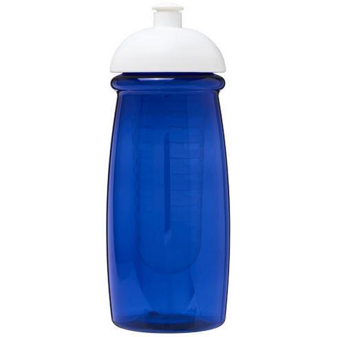 H2O Pulse® 600 ml sportsflaske og infuser med kuppel-lokk