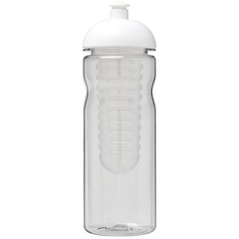 H2O Base Tritan™ 650 ml sportflaska med kupollock och fruktkolv