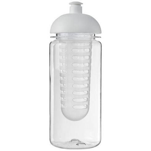 H2O Oktave Tritan™ 600 ml flaske med kuppelformet låg & infuser