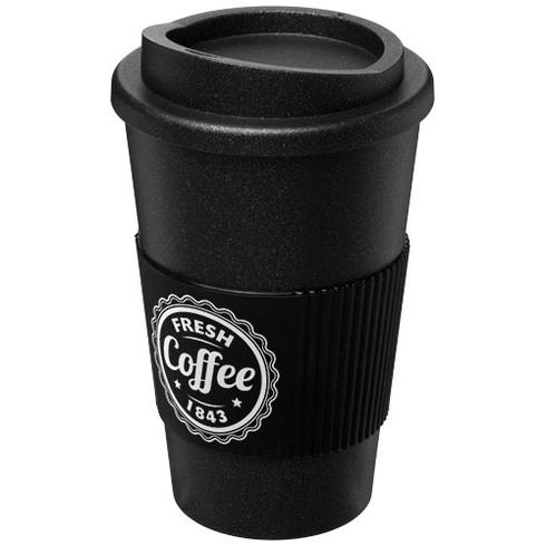 Americano® Midnight grip 350 ml insulated tumbler