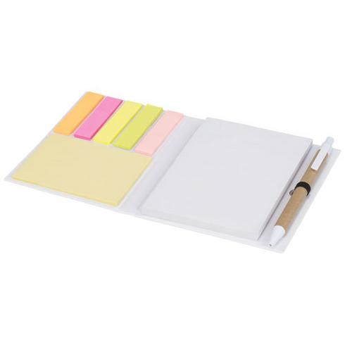 Colours combo pad with pen