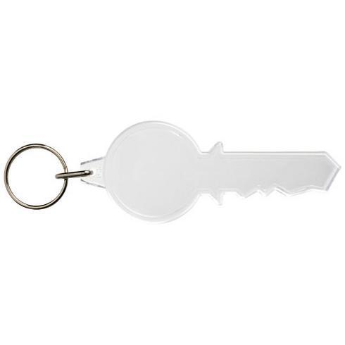 Combo Schlüsselanhänger in Schlüsselform