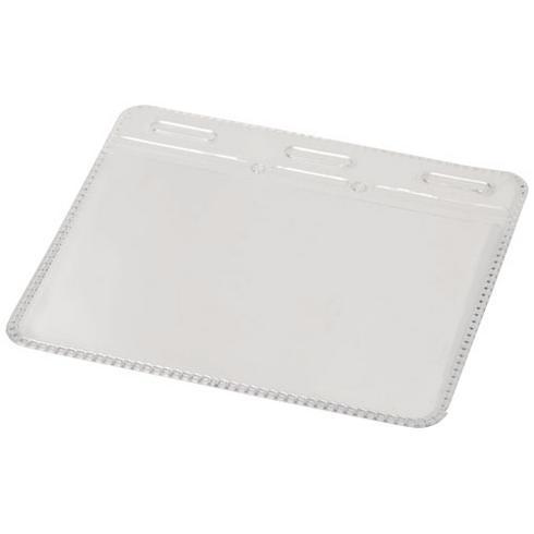 Arell ID-pose i klar plast