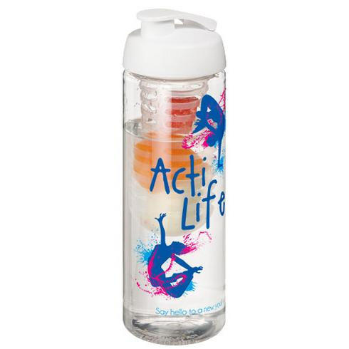 Bouteille et infuseur H2O Vibe 850ml