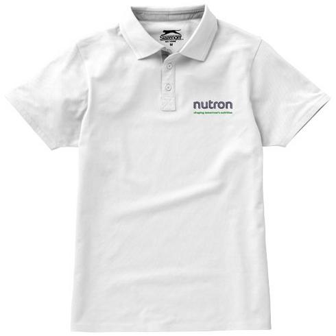 Hacker short sleeve polo