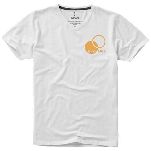 Kawartha short sleeve men's GOTS organic t-shirt