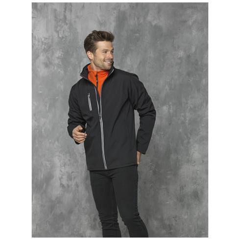 Orion jakke med blødt ydre til mænd