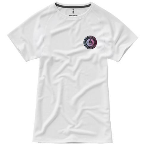 T-shirt cool fit manches courtes femme Niagara