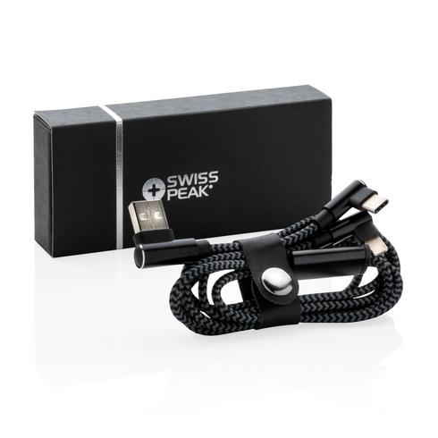 Câble élégant 3-en-1 Luxury