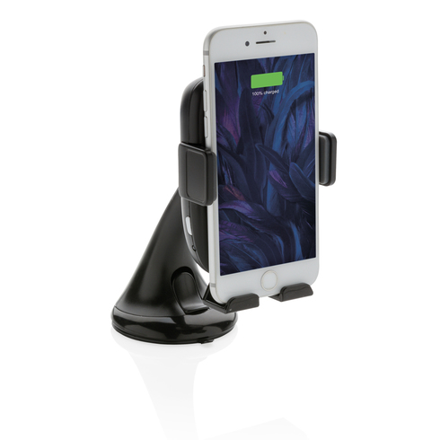Auto Clamping Phone holder 5W wireless charging