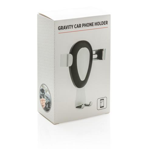 Gravity-puhelinpidike autoon