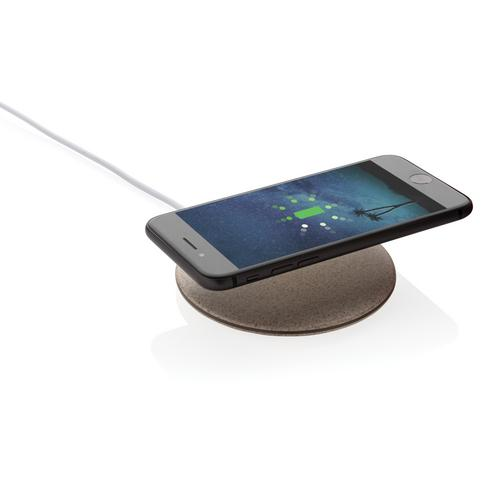 5W Wheat straw wireless charger