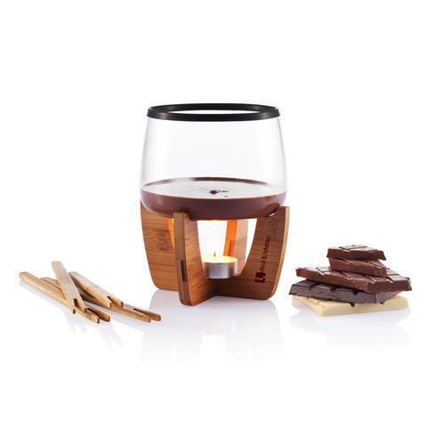 Set à fondue au chocolat Cocoa
